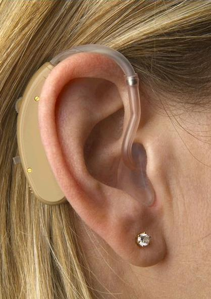 invisible hearing aid